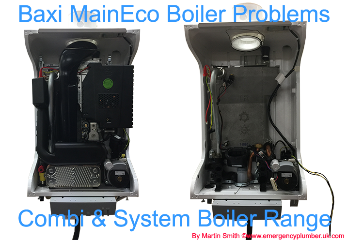 Baxi MainEco Problems