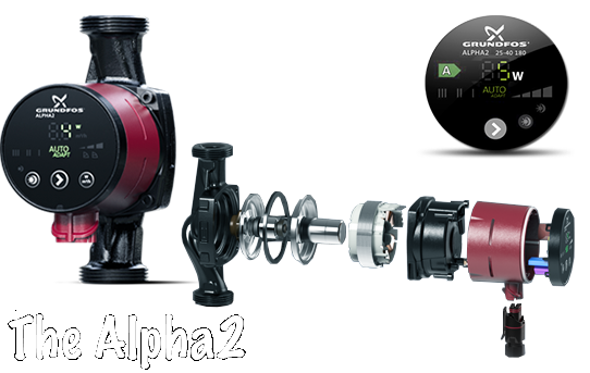 What is the best central heating pump for my system for Best central heating system