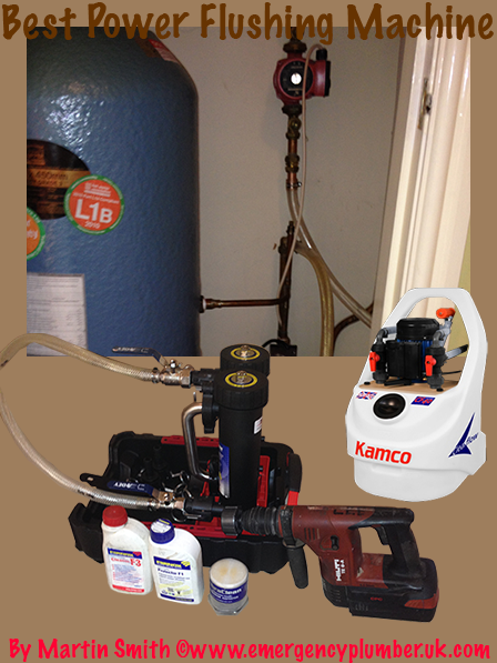 Best Power Flushing Machine
