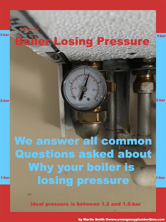 Why Is My Boiler Losing Pressure Q&A