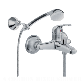 Common Showers