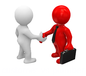 Should The Customer Trust A Plumber