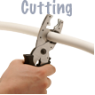 Cutting Flexible Pipe