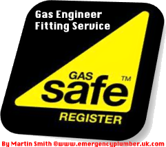 Gas Engineers Fitting Service