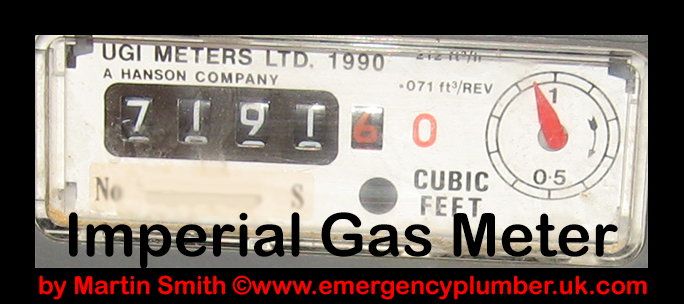 Gas Rate Imperial