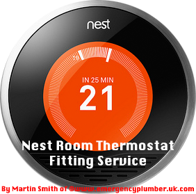 Nest Room Thermostat Fitting Service
